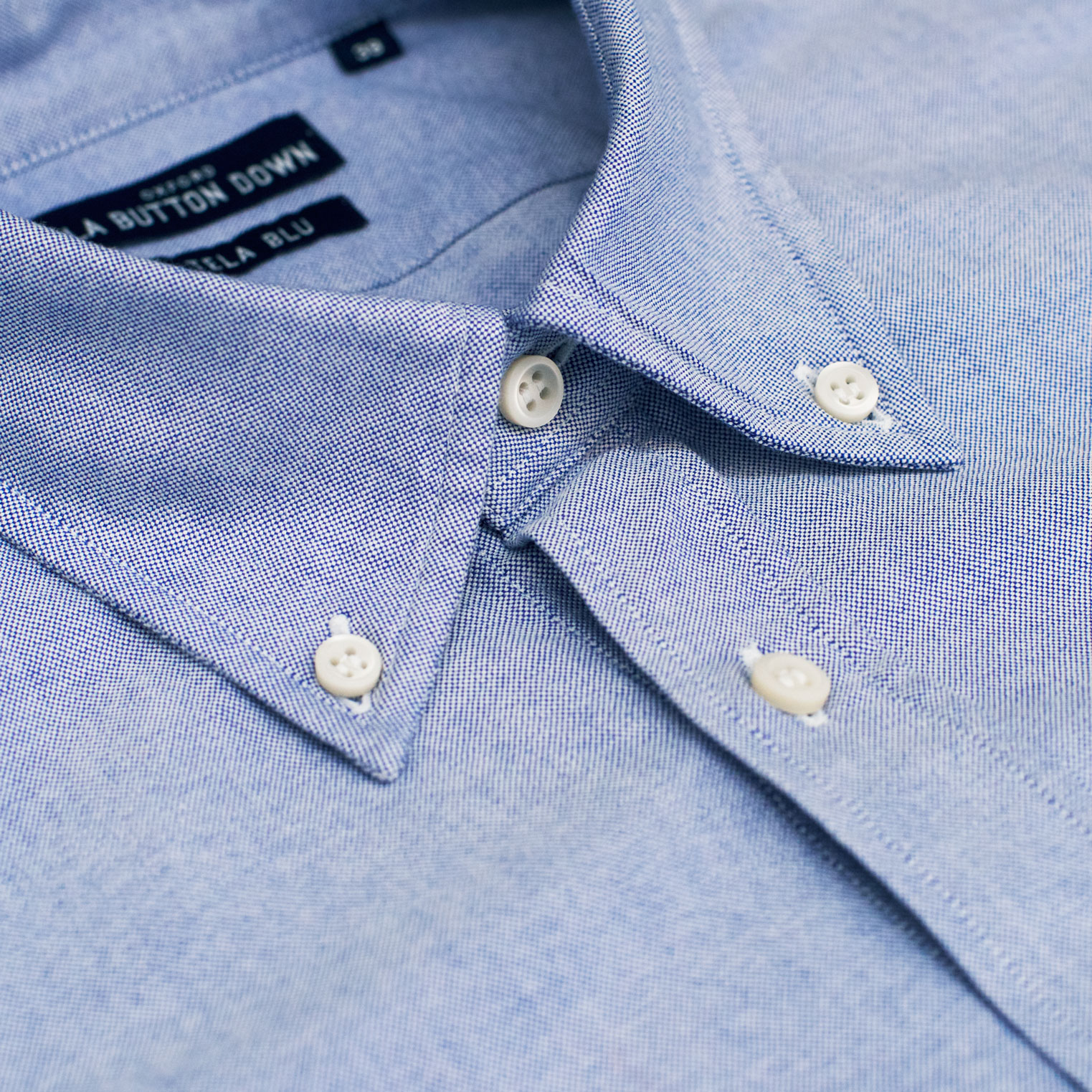 Camicia button-down colletto